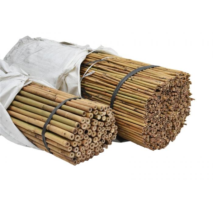 Bambukäppar 120 Cm Ø 12-14 Mm 25 Pack