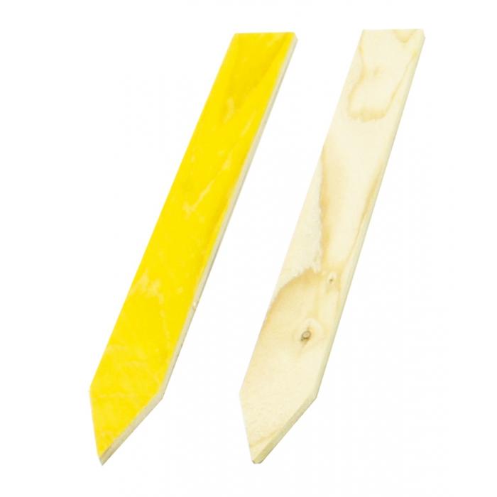 Stick-in Träetikett 30 X 3,7 Cm