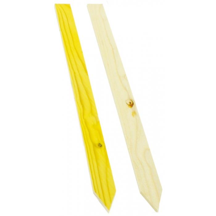 Stick-in Träetikett 60 X 3,7 Cm