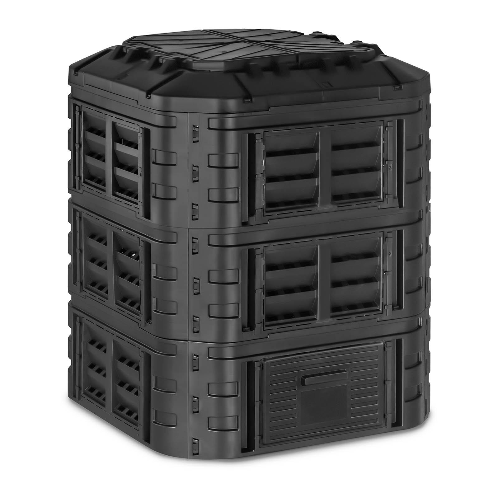Kompostbehållare 860 L