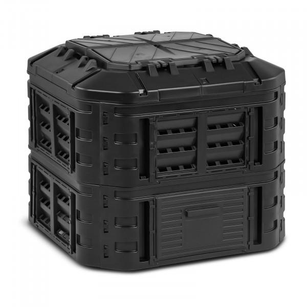 Kompostbehållare 600 L